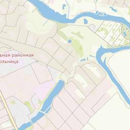 Sell Two Rooms Apartment In Bila Tserkva Kyivska Region - Bila tserkva map